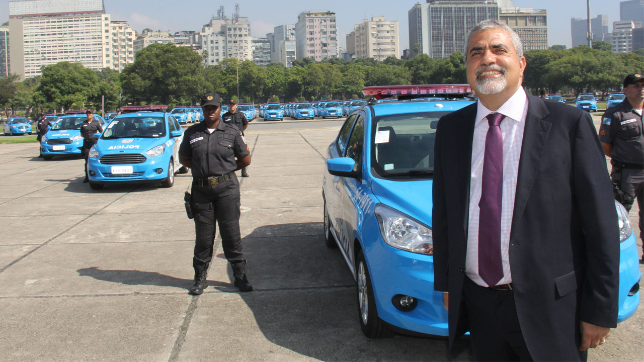 Ao todo, serão 750 veículos da Polícia Militar do Rio de Janeiro que irão atuar principalmente na capital, mas também nos municípios do interior.
