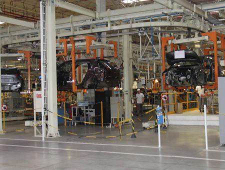Setor automotivo no sul fluminense gera mais de 6 mil empregos