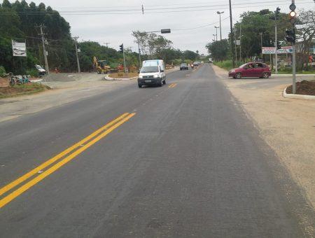 Recuperação da Amaral Peixoto, entre Macaé e Rio das Ostras,  está na fase final