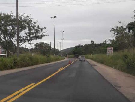 Moradores elogiam a reforma da Avenida Amaral Peixoto