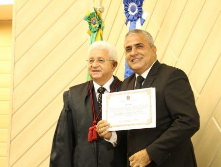 Eleito deputado federal, Christino Áureo é diplomado no Rio de Janeiro