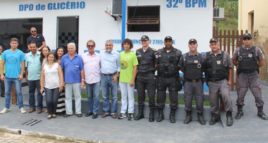 Christino Áureo ressaltou a importância da iniciativa das associções de moradores serranas para a implantação da unidade na serra de Macaé.