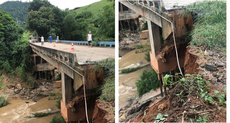 A Secretaria de Obras publicou nesta semana no Diário Oficial a liberação de recursos para recuperação da ponte sobre o Rio São Pedro em Trapiche.