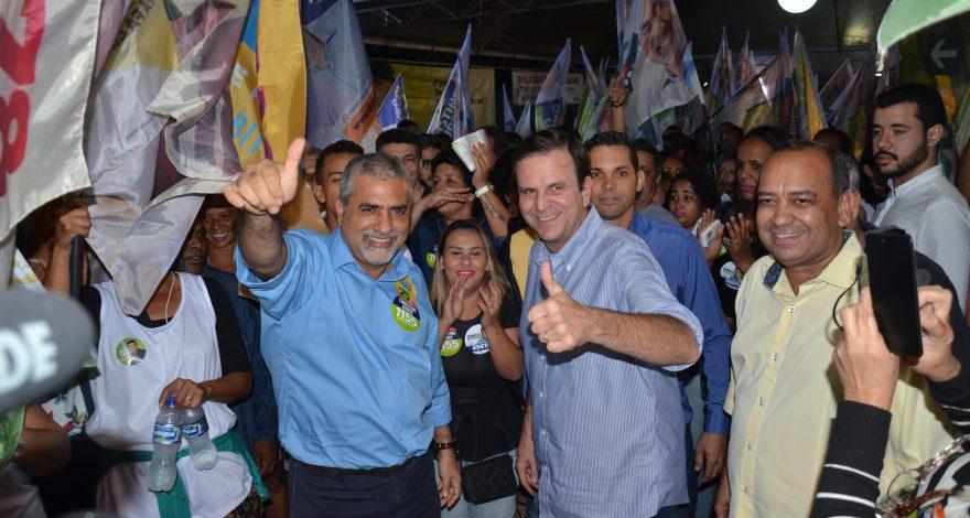 Christino Áureo lança candidatura para deputado federal