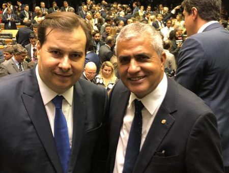 Christino toma posse hoje na Câmara Federal em Brasília