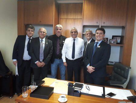 Christino defende o produtor de leite fluminense em Brasília