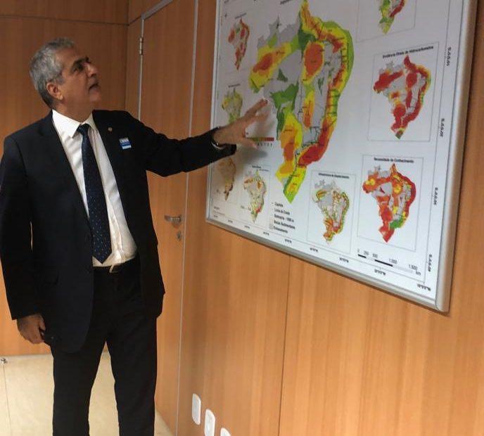 Freper será criada para discutir transição do país em direção a matriz energética mais limpa. Frente Parlamentar será presidida por Chrisino Áureo.