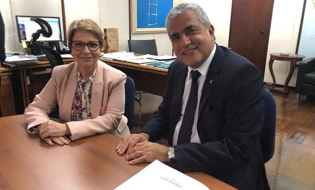 Em entrevista a Radio Jornal AM, de Rio Bonito, o deputado federal, Christino Áureo, destacou que luta por investimentos na agropecuária do Rio.