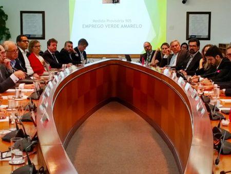 Em São Paulo, Christino Áureo dá sequência a debates sobre a MP do Emprego