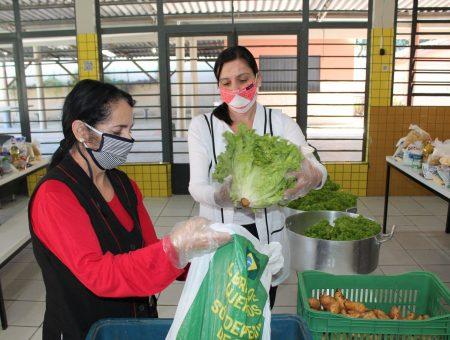 Câmara aprova distribuição de alimentos de merenda escolar